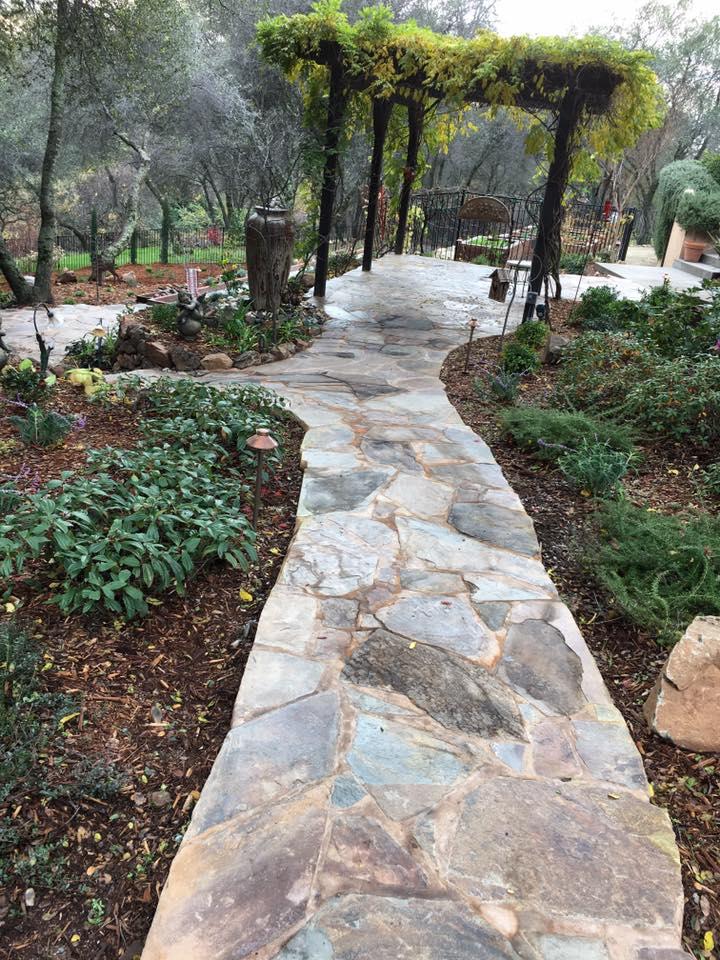 custom-made-wood-pergola-trellis-and-arbors-in-Sacramento-CA-by-Romeros-Landscape-Inc