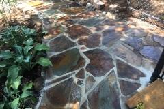 custom-made-flagstone-patio-in-Sacramento-CA-by-Romeros-Landscape-Inc